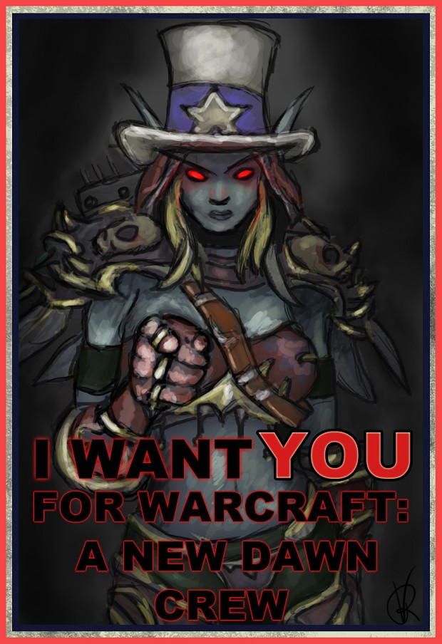 Sylvanas Wants You