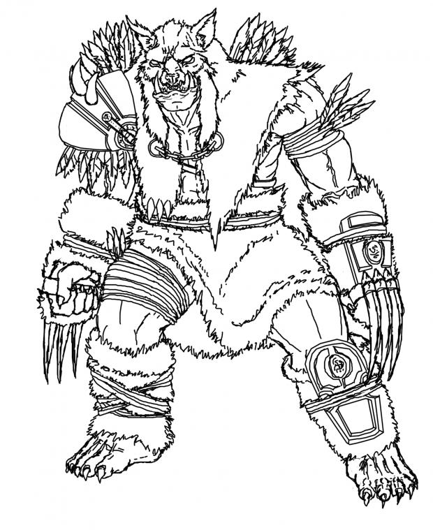 Shaman - Mr.Goblin