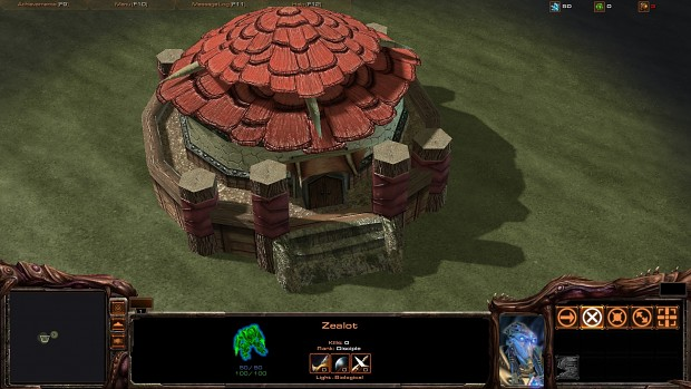 Orc Great Hall Building Wip Image Warcraft A New Dawn Mod For