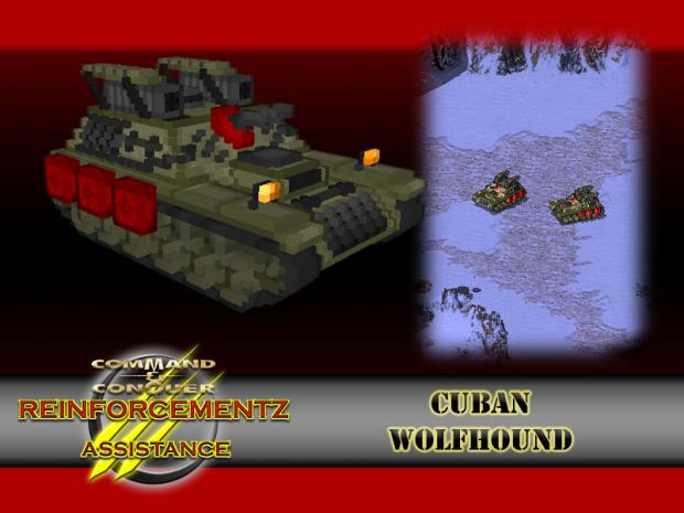 Soviet: Cuban Wolfhound