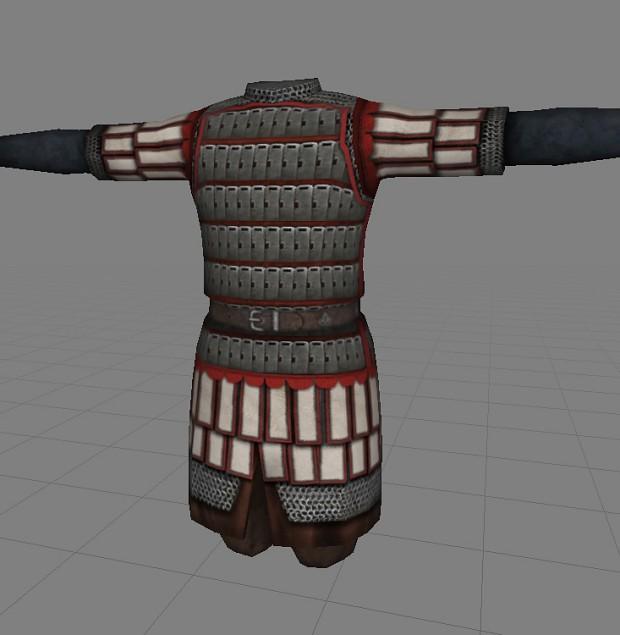 Heavy Byzantine Lamellar (Warband WIP)