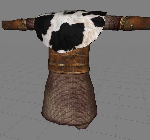 Berber armour