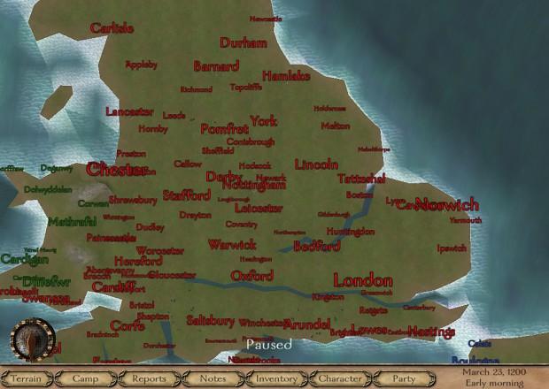 England (WIP)
