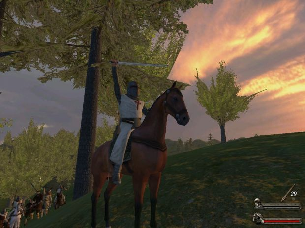mount and blade warband how to become your own king