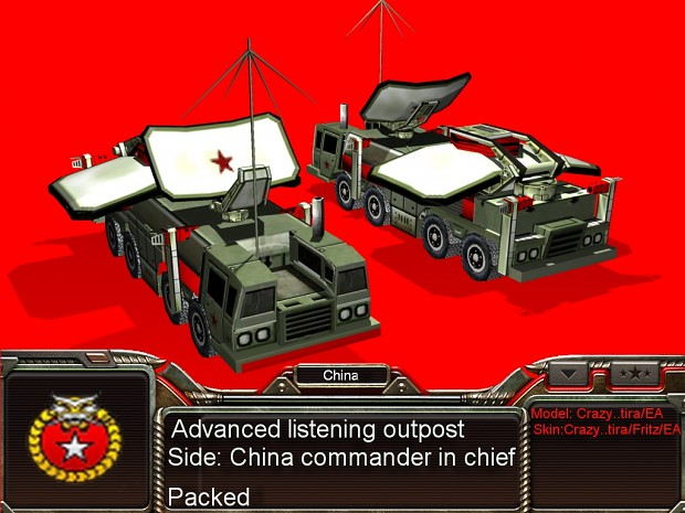 Chinese Adv. listening Outpost
