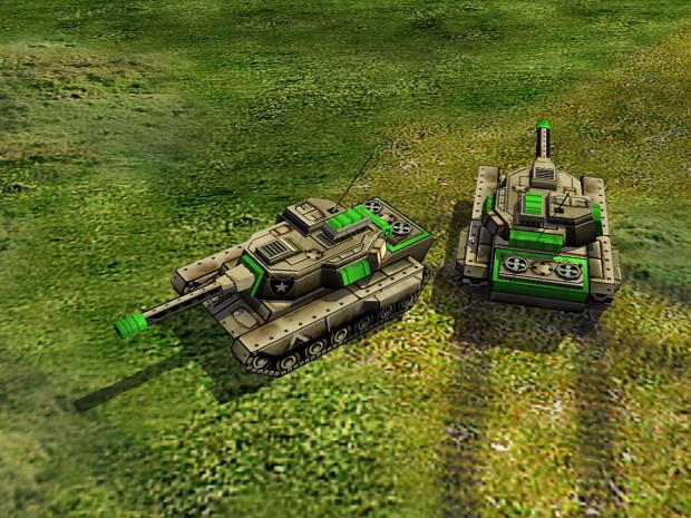 Laser Crusader MK-III