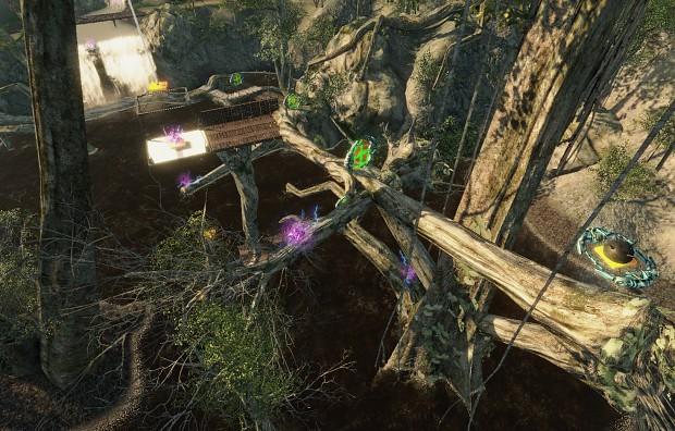 GSB Jungle map 1 Screenshots