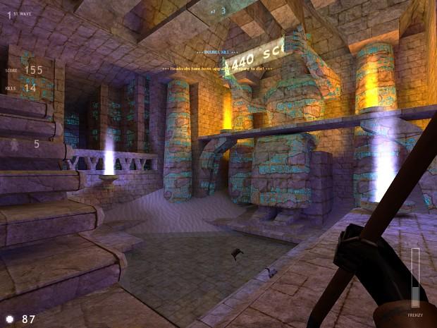Headcrab Frenzy 1.5: New Maps