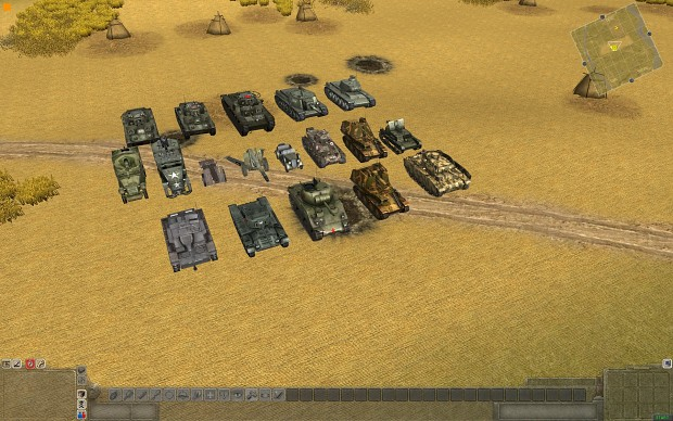New Vehicles for Version IX