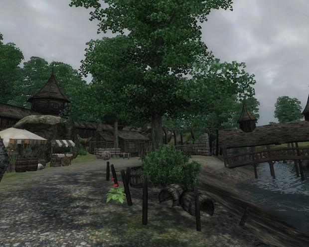 Greywater Village WIP