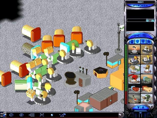 Peeter Mod 2.5 PeterHumans turrets + possible