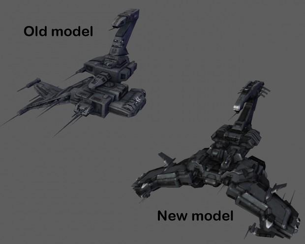 New Revamped models