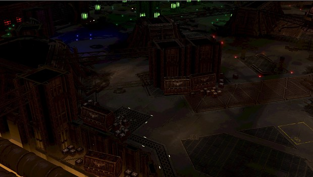 A loading screenshot of Retribution version
