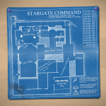 Stargate Command level 28 layout