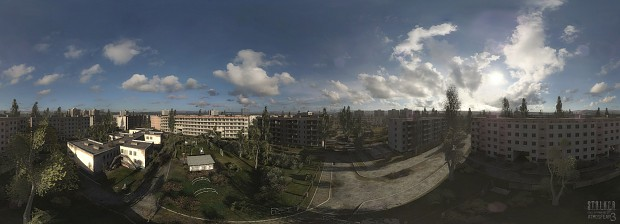 Good morning Pripyat!