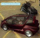 Halo 3:ODST Civilian Vehicle