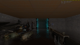 Map Scene: Laboratory / Water Entry