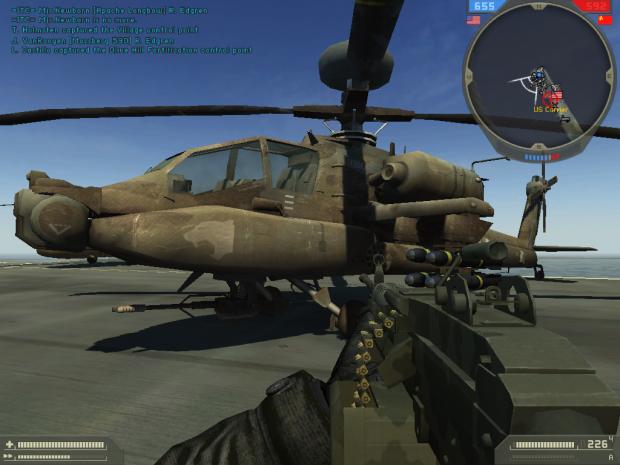 Apache Longbow WIP