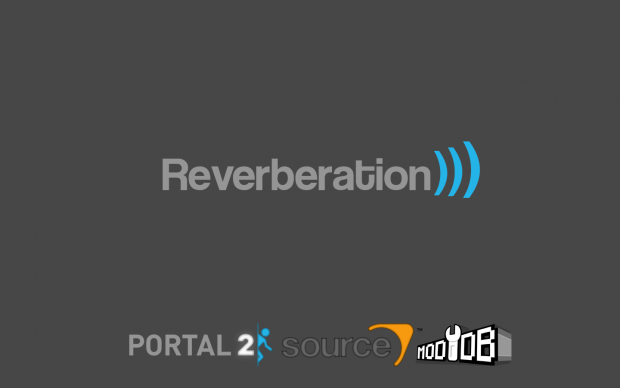 Reverberation Logo Wallpaper