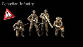 Commonwealth Canadian Infantry