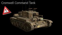 Cromwell Command Tank