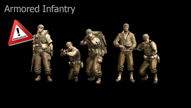 American Armored Infantry