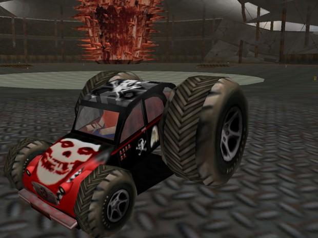 Monster Citroën