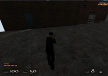 Police Officer with working animations!