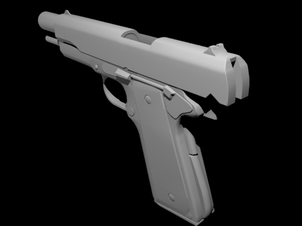 M1911- remodeled