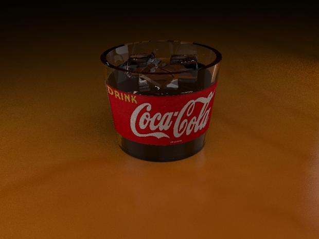 Coke in a Cup