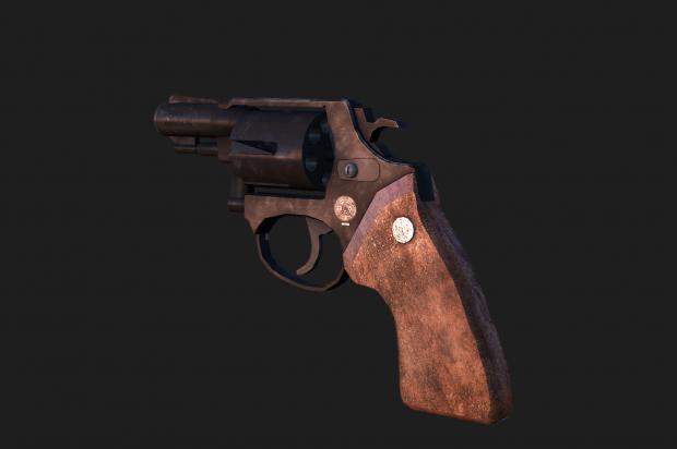 .38 Revolver