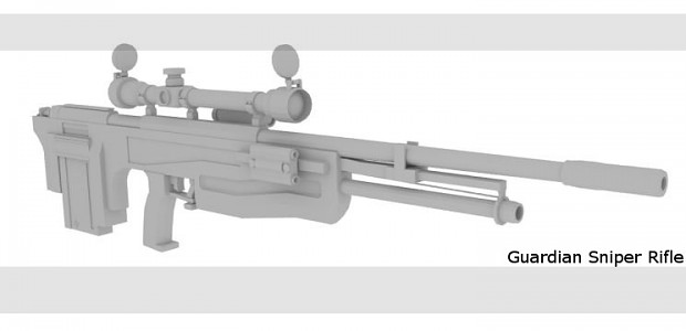 Guardian Sniper Rifle