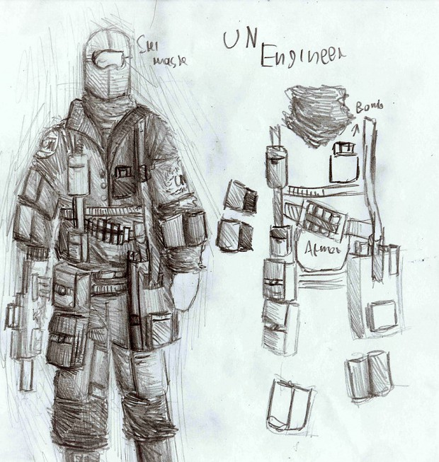 U.N. Engineer Concept by Legendaryman