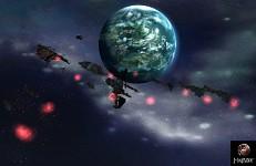 Minmatar fleet.