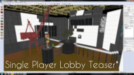 Single Player Lobby Teaser