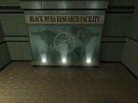"Sector C Lobby, ""C1A0"" Remake."
