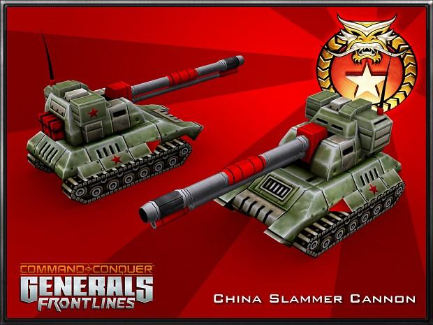 China Slammer Cannon