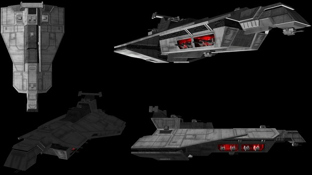 Sith Anti Fighter Corvette