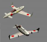 Shinden interceptor