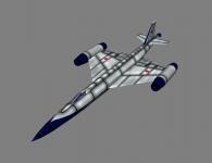 New spy plane model