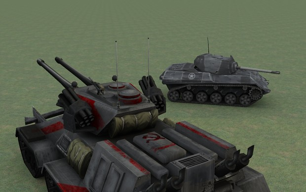 Apocalypse tank image - Project-X mod for C&C: Red Alert 3 ... Red Alert 3 Tank