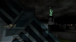 Deus Ex: Nihilum - Wallpaper 01 - Liberty Island,