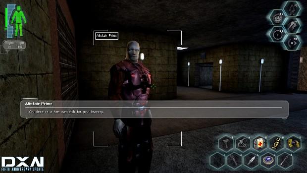 DXN - Deus Ex: Nihilum - Fifth Anniversary Update