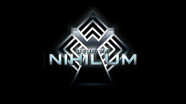 Deus Ex: Nihilum - Wallpaper 02 - Emblem