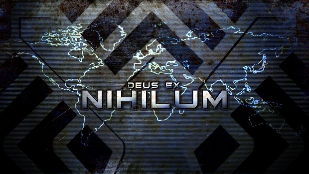 Deus Ex: Nihilum - Wallpaper 03 - Metall Auf Metal