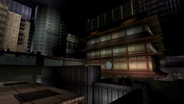 Deus Ex: Nihilum - Tianbao Hotel, Hong Kong