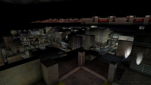 Deus Ex: Nihilum - Queens, New York City