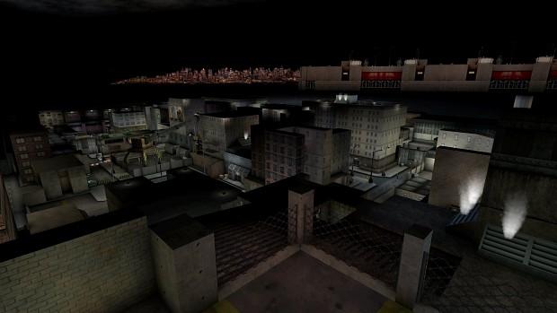 Deus Ex: Nihilum - Queens, New York City