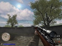 CoD2 new Kar98k skin on old model