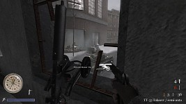 CoD2 Tankhunt map correction